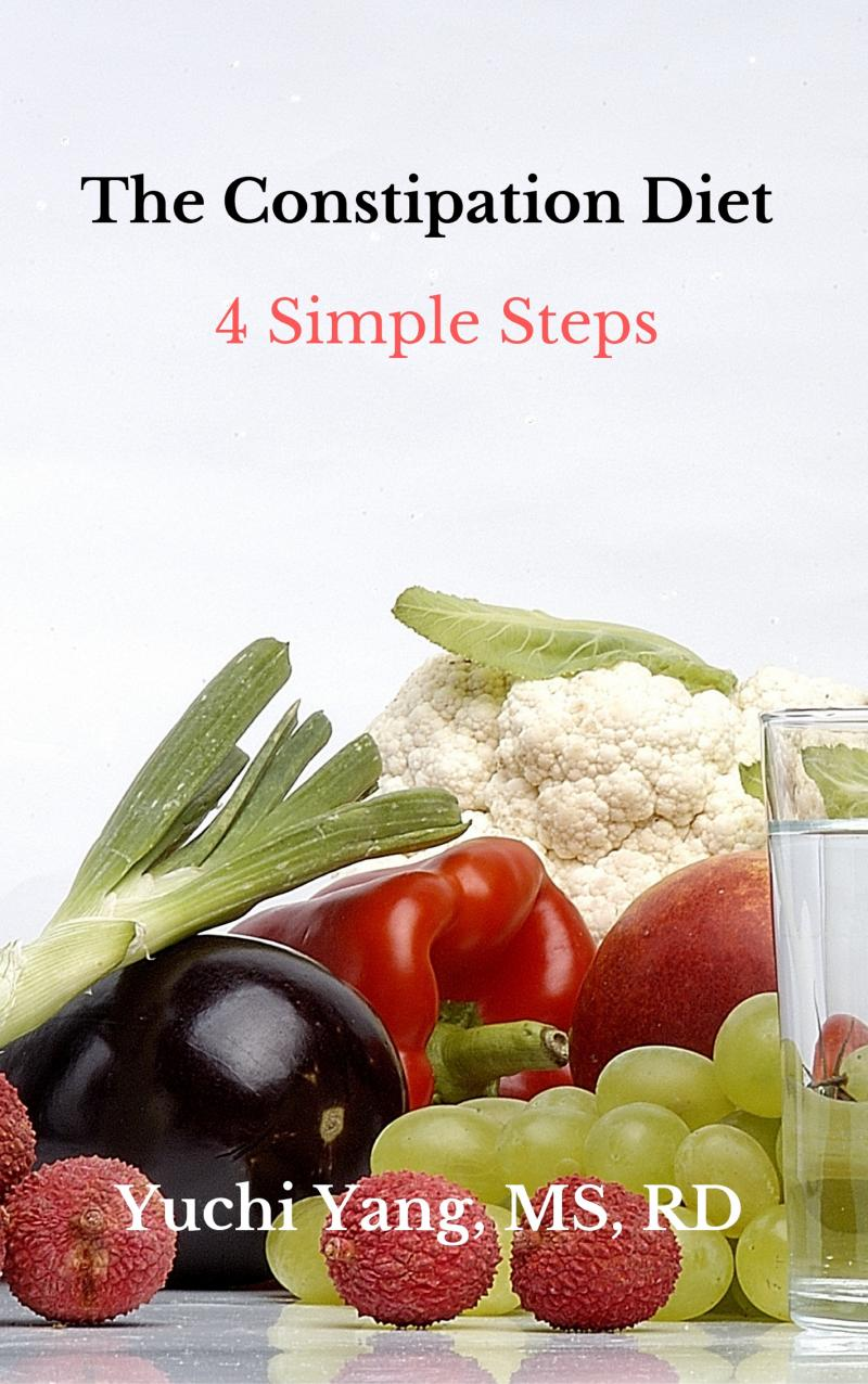 The Constipation Diet: 4 Simple Steps